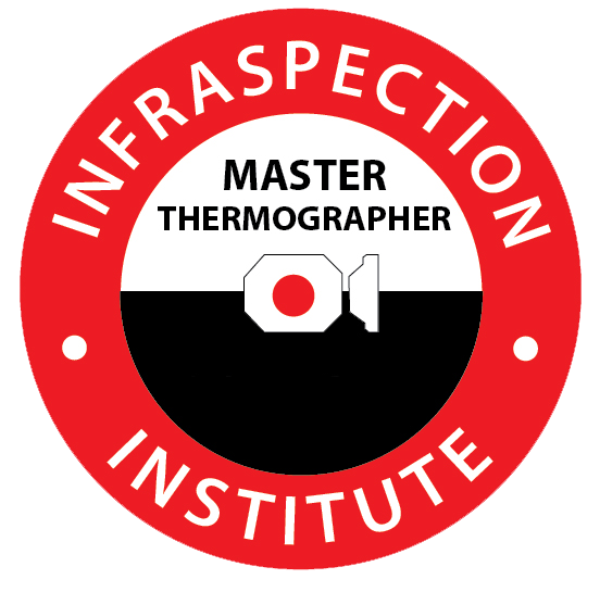 Infrared Buidling Envelope Surveys are performed by Infraspection Institute Master Thermographer